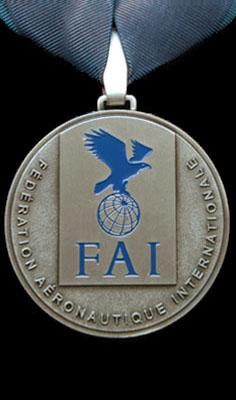 Silver Medal at FAI World Meet 2008 with Team Blue